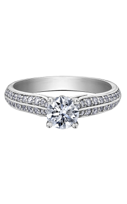 Maple Leaf Diamonds™ Circle Of Love™ Ladies Engagement Ring R30148WG/100-18 product image
