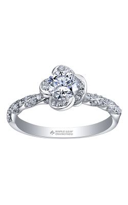 Maple Leaf Diamonds™ Wind's Embrace™ Ladies Engagement Ring R30391WG/50-18 product image