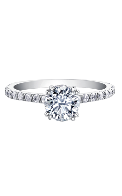 Maple Leaf Diamonds™ Circle of Love™ Ladies Engagement Ring R30428WG/100-18 product image