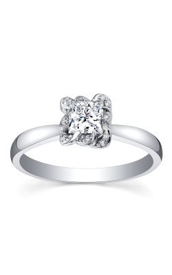Maple Leaf Diamonds™ Wind's Embrace™ Ladies Engagement Ring R30490WG/55-18 product image