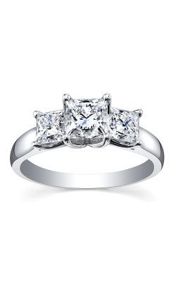Maple Leaf Diamonds™ Eternal Flames™ Ladies Engagement Ring R30609WG/100-18 product image
