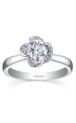 Maple Leaf Diamonds™ Wind's Embrace™ Ladies Engagement Ring R3712WG/25-18 product image