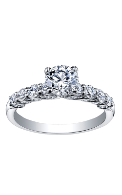 Maple Leaf Diamonds™ Tides Of Love™ Ladies Engagement Ring R3974WG/100-18 product image