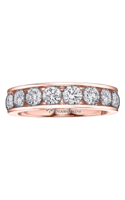 Maple Leaf Diamonds™ Anniversary Wedding Band R50H06RG/40 product image