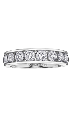 Maple Leaf Diamonds™ Anniversary Wedding Band R50H06WG/125 product image