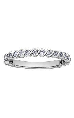 Maple Leaf Diamonds™ Tides Of Love™ Ladies Wedding Band R50J89WG/20-18 product image