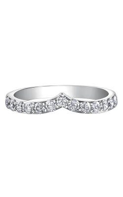Maple Leaf Diamonds™ Ladies Wedding Band R50L01WG/50-18 product image