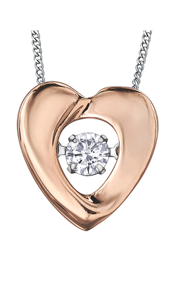 Maple Leaf Diamonds™ Solitaire™ Pendant PP4222RW/12C-10 product image