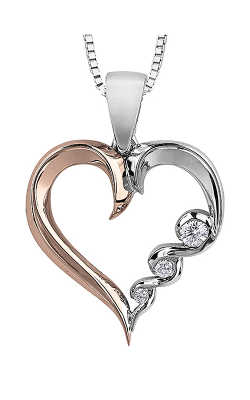 Maple Leaf Diamonds™ Tides of Love™ Pendant PP2938WRC-10 product image
