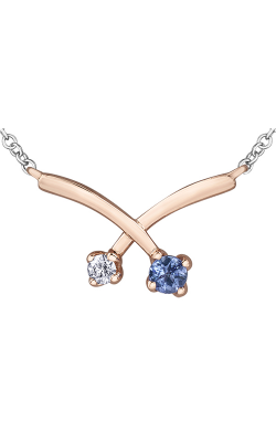 Maple Leaf Diamonds™ Eternal Flames™ Necklace NN278RWC product image