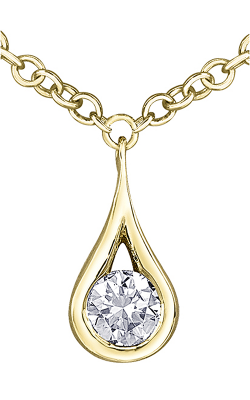 Maple Leaf Diamonds™ Eternal Flames™ Necklace NN275/14C product image