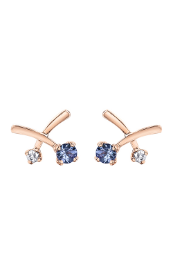 Maple Leaf Diamonds™ Eternal Flames™ Earrings EE4189RW product image