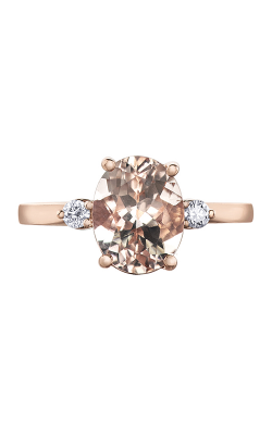 Maple Leaf Diamonds™ Morganite Ladies Fashion Ring R51A20RG product image