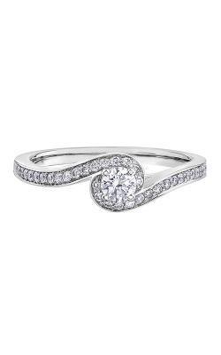 Maple Leaf Diamonds™ Engagement Ring R31025WG/38 product image