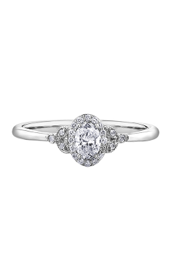 Maple Leaf Diamonds™ Engagement Ring R31031WG/25 product image
