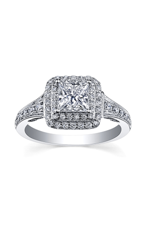 Maple Leaf Diamonds™ Tides of Love™ Engagement Ring R3625WG/100-18 product image