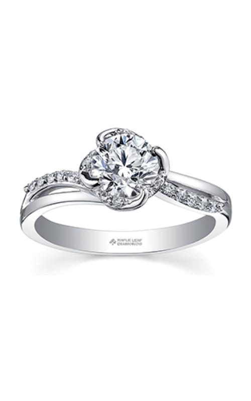 Maple Leaf Diamonds™ Wind's Embrace™ Ladies Engagement Ring R3703WG/120-18 product image