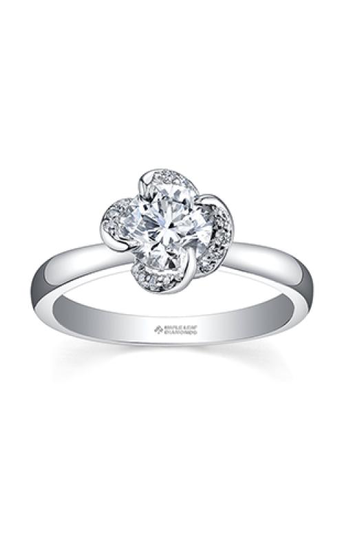 Maple Leaf Diamonds™ Wind's Embrace™ Ladies Engagement Ring R3712WG/108-18 product image