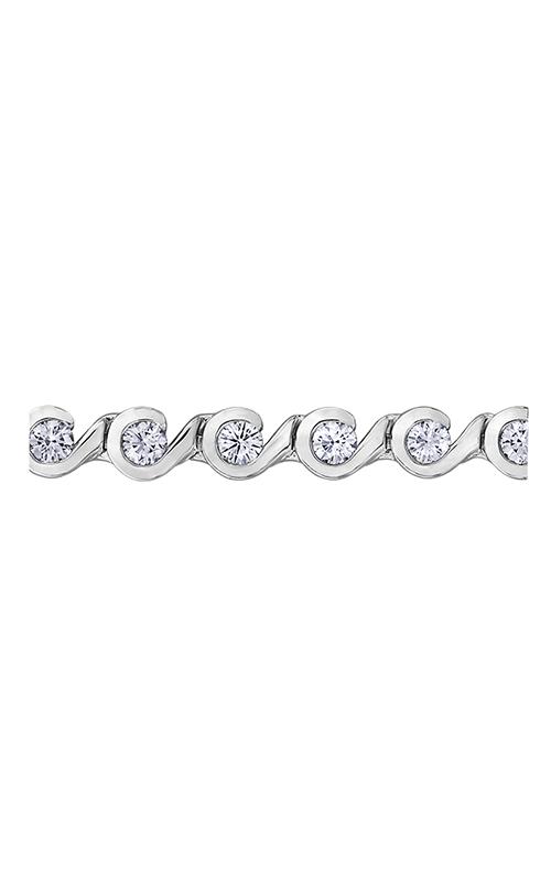 Maple Leaf Diamonds™ Tides of Love™ Tennis Bracelet BBR846WG/150 product image