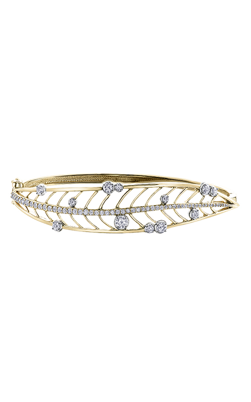 Maple Leaf Diamonds™ Willow Bangle BBR959YW/125 product image