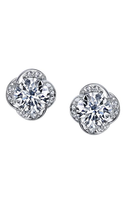 Maple Leaf Diamonds™ Wind's Embrace™ Earrings EE3054W/10-18 product image