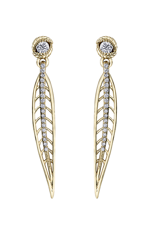 Maple Leaf Diamonds™ Willow Earrings EE4082/22 product image