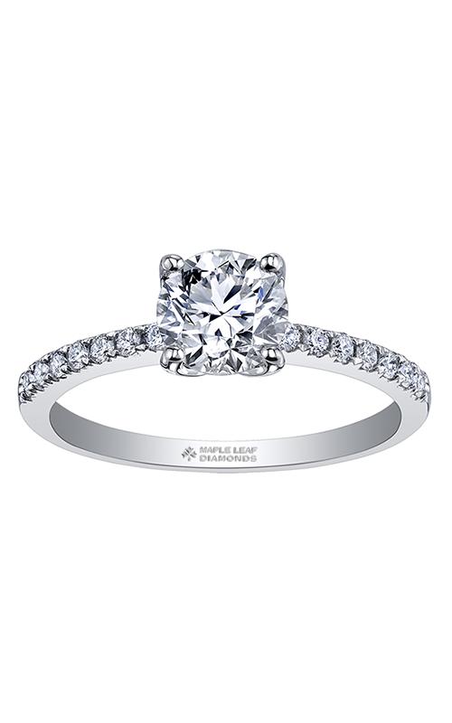 Maple Leaf Diamonds™ Eternal Flames™ Ladies Engagement Ring R30056WG/117-18 product image