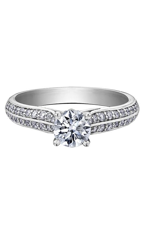Maple Leaf Diamonds™ Circle of Love™ Ladies Engagement Ring R30148WG/100-18 product image