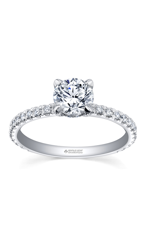 Maple Leaf Diamonds™ Circle of Love™ Ladies Engagement Ring R30331WG/100-18 product image