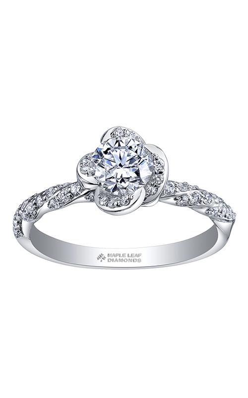 Maple Leaf Diamonds™ Wind's Embrace™ Ladies Engagement Ring R30391WG/50-18 product image