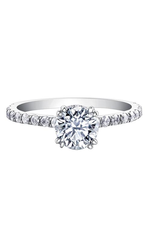 Maple Leaf Diamonds™ Circle of Love™ Ladies Engagement Ring R30428WG/100-18 product image