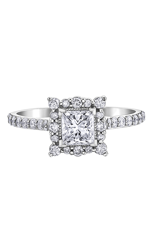 Maple Leaf Diamonds™ Tides of Love™ Ladies Engagement Ring R30845WG/117-18 product image