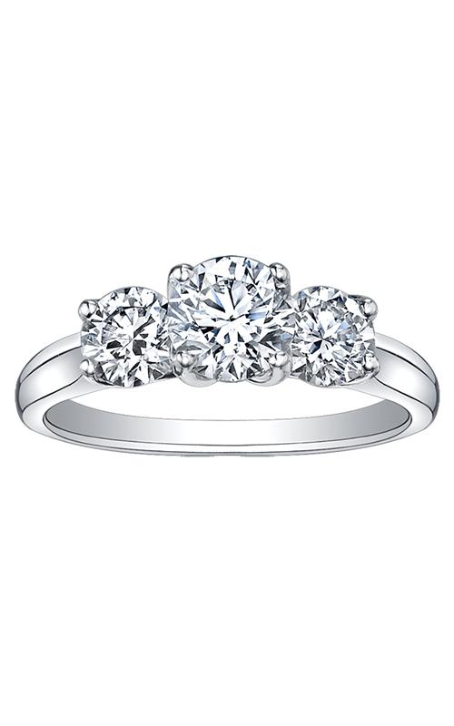 Maple Leaf Diamonds™ Eternal Flames™ Ladies Engagement Ring R3342WG/125-18 product image