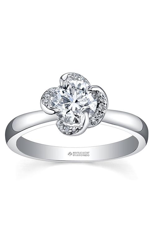 Maple Leaf Diamonds™ Wind's Embrace™ Ladies Engagement Ring R3712WG/25-18 product image