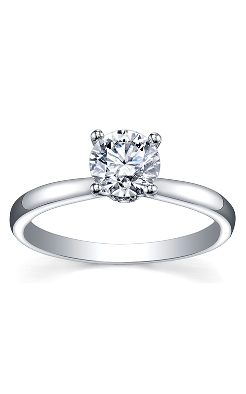 Maple Leaf Diamonds™ Circle of Love™ Ladies Engagement Ring R3899WG/100-18 product image