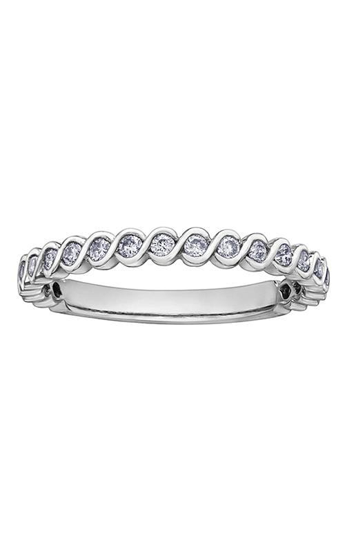 Maple Leaf Diamonds™ Tides of Love™ Ladies Wedding Band R50J89WG/20-18 product image