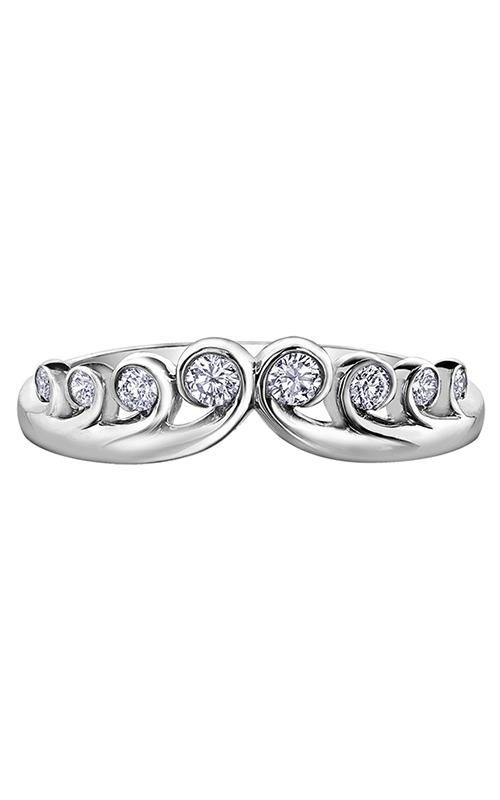 Maple Leaf Diamonds™ Tides of Love™ Ladies Wedding Band R50L02WG/18 product image
