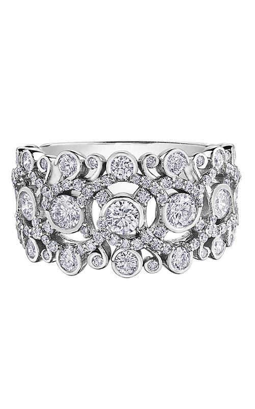 Maple Leaf Diamonds™ Unfurling Brilliance Ladies Ring R52F29WG/175 product image