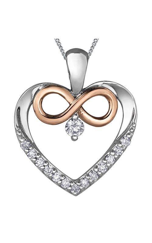 Maple Leaf Diamonds™ Pendant PP4007WR/09C-10 product image