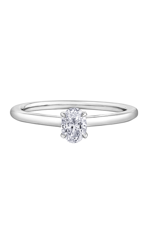 Maple Leaf Diamonds™ Circle of Love™ Ladies Engagement Ring R30976WG/30-18 product image