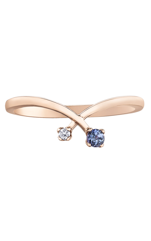 Maple Leaf Diamonds™ Tanzanite Ladies Fashion Ring R52F44RG/02 product image