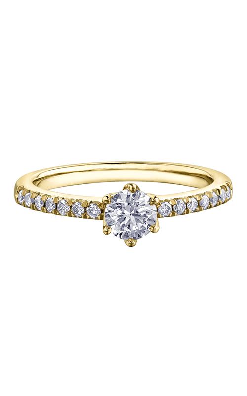 Maple Leaf Diamonds™ Eternal Flames™ Ladies Three Stone Engagement Ring R30909/47 product image