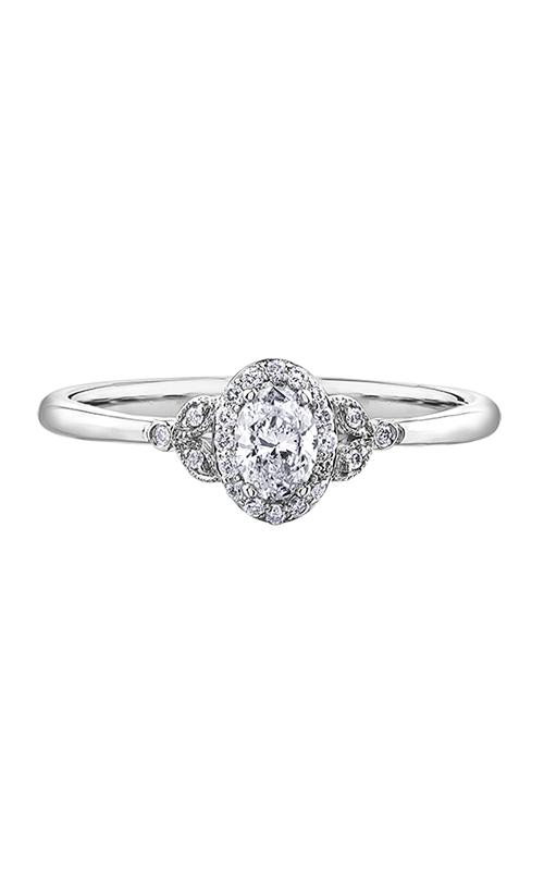 Maple Leaf Diamonds™ Engagement Ring R31031WG/25 product image