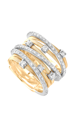 Marco Bicego Goa Yellow White Gold Ring AG278-B2-YW product image