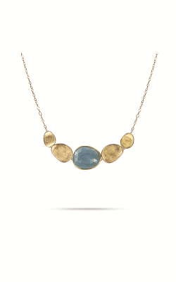 Marco Bicego Lunaria Necklace CB1877-AQD-Y product image