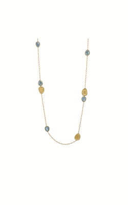 Marco Bicego Lunaria Necklace CB1982-AQD-Y product image