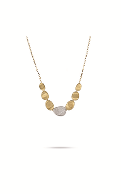 Marco Bicego Diamond Lunaria Necklace CB1894-B-YW product image