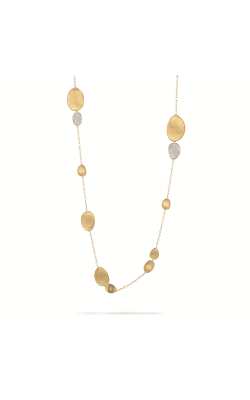 Marco Bicego Diamond Lunaria Necklace CB1979-B-YW product image