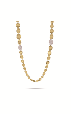 Marco Bicego Diamond Lunaria Necklace CB1885-B-YW product image