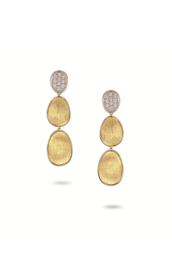 Marco Bicego Diamond Lunaria Earrings OB1465-B-YW product image